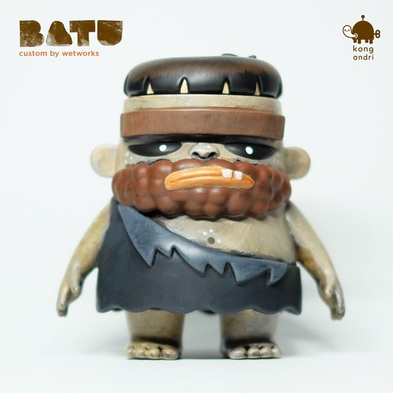 Image of BAROK - sibatu custom by wetworks