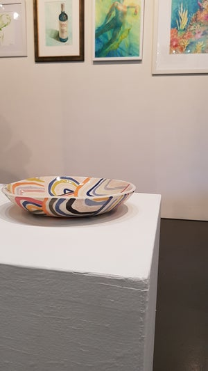 Image of DOUBLE RAINBOW BOWL - PREORDER