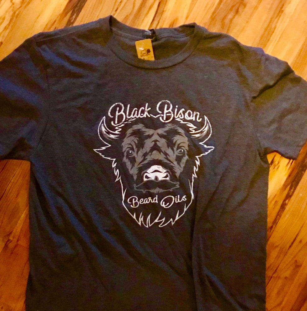 Image of Bison Beard Oil Shirt