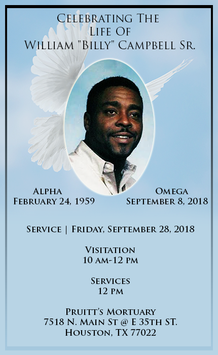 Image of Obituary Design