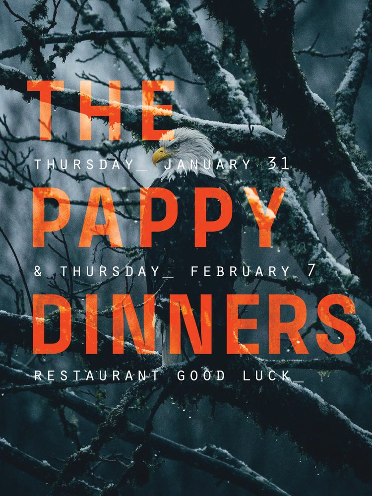 Image of THE PAPPY DINNERS