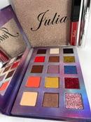 Image 4 of Julia Glitter Box  Eyeshadow Palette