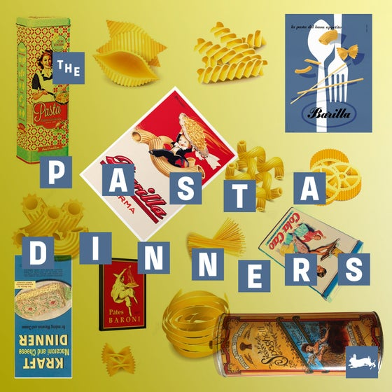 Image of THE PASTA DINNERS
