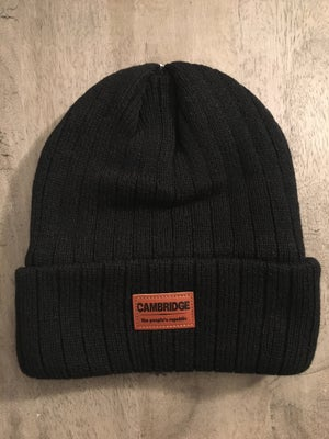 Image of NEW RELEASE Heavy Duty Cambridge Skully with Leather Patch