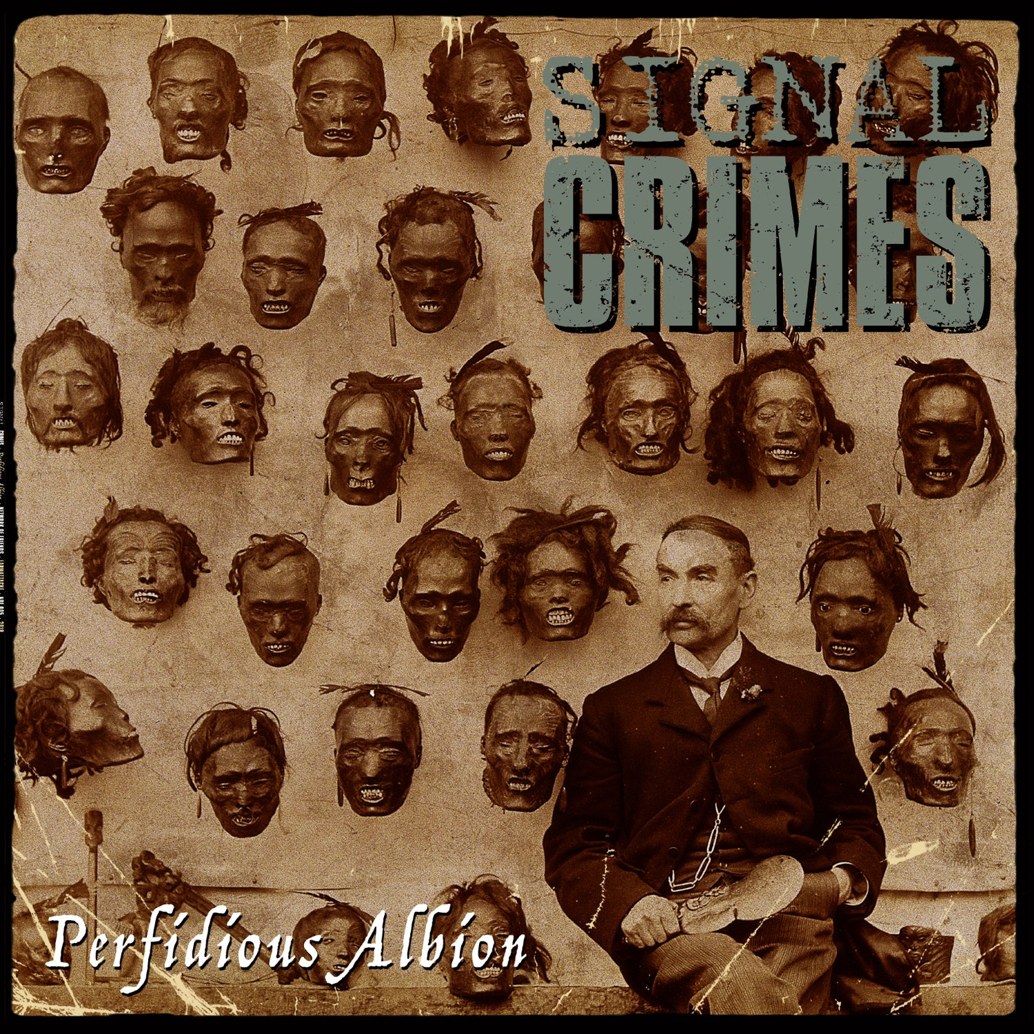 Image of Signal Crimes - Perfidious Albion 12""