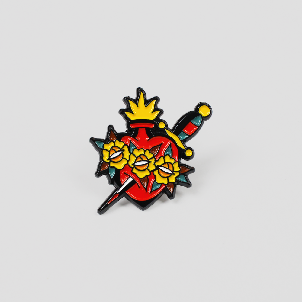 Image of SACRED HEART PIN