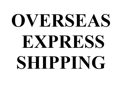 Image of Overseas express shipping