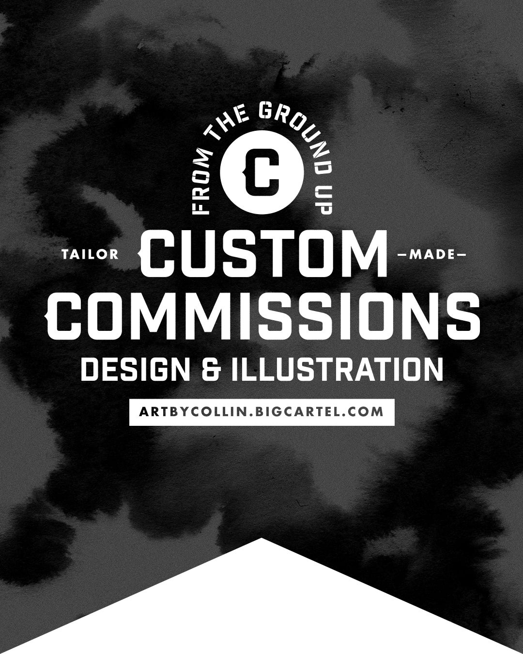 Image of Art By Collin CUSTOM COMMISSIONS