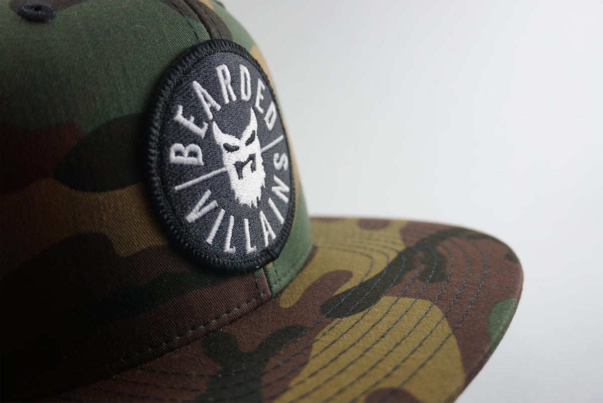 "Image of "" BV SEAL "" Snap-back"