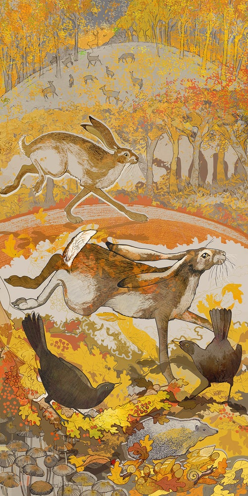 Image of The Harvest Hares