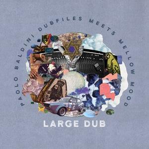 Image of Mellow Mood & Paolo Baldini DubFiles - Large Dub CD