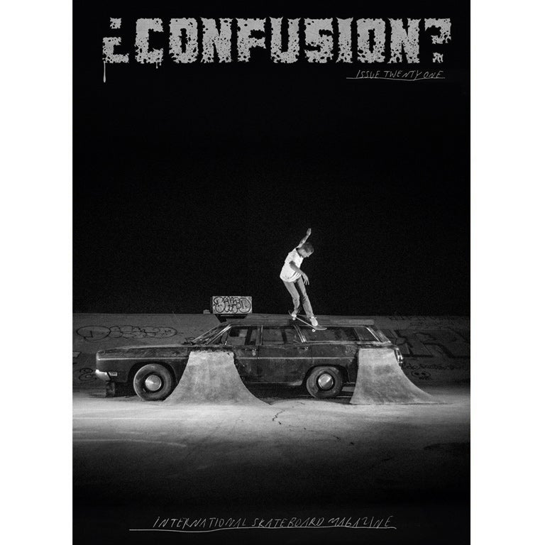 Image of Confusion Magazine - Issue #21 - back issue