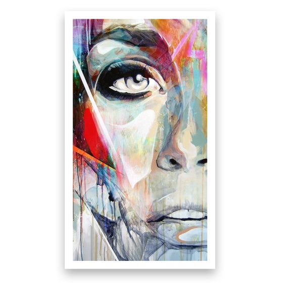 Image of The Bold & The Beautiful OPEN EDITION PRINT -FREE WORLDWIDE SHIPPING!!!