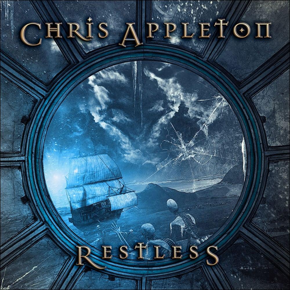 Chris Appleton 'Restless' CD