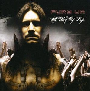 Image of Fury UK 'A Way Of Life' CD