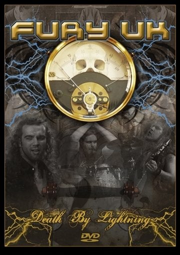 Fury UK 'Death By Lightning' DVD