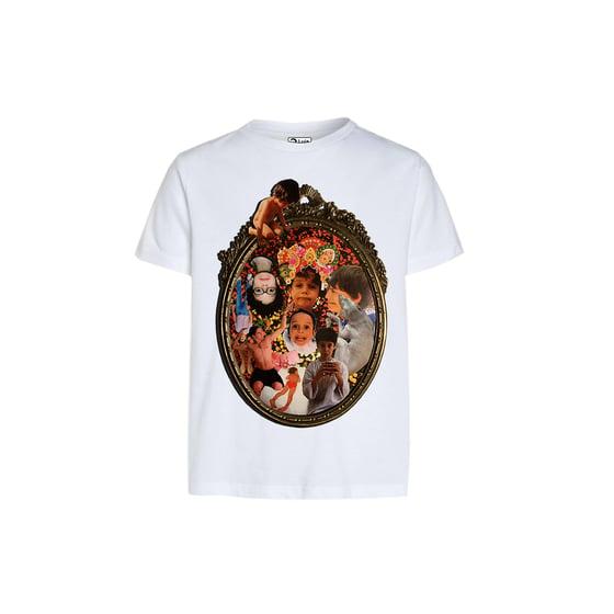 Image of T-shirt MAMIMAMI bianca