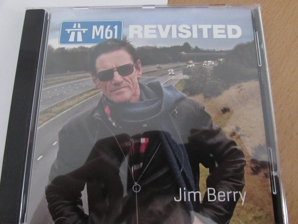 Image of Jim Berry - M61 Revisited CD