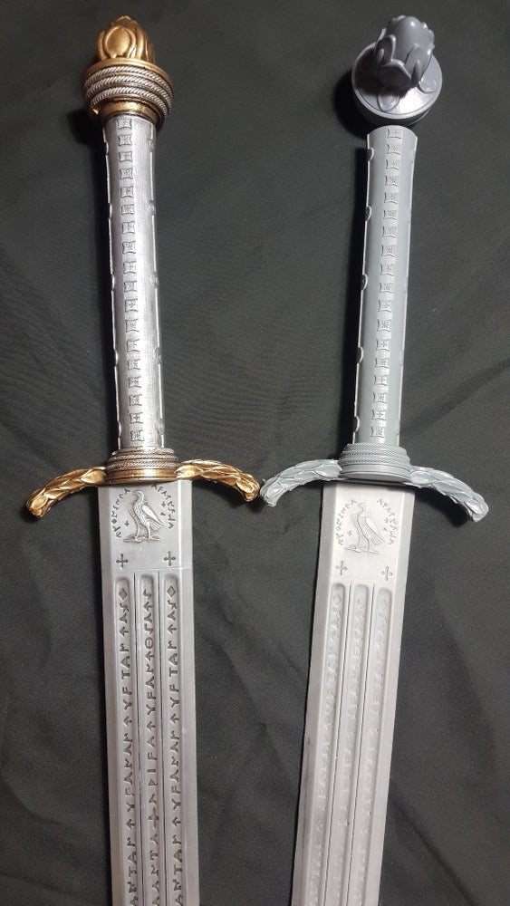 Image of Wonder Woman Sword of Athena DIY kit