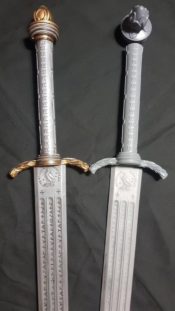 Image of Wonder Woman Sword of Athena DIY kit