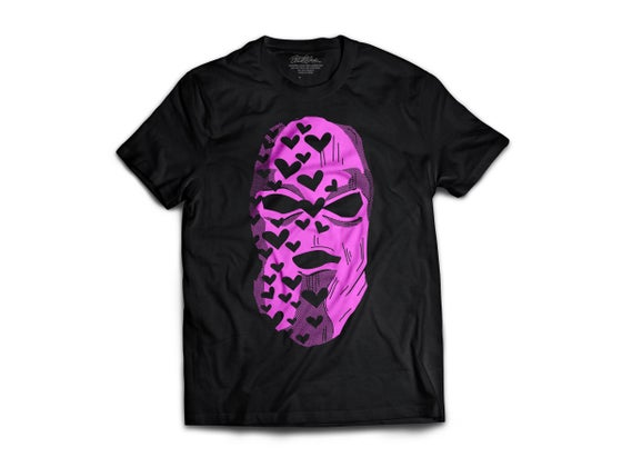 Image of Mobbin Ski-Mask (Solid Pink) South Beach