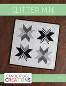 Image of Glitter Mini Quilt #111, PDF Pattern