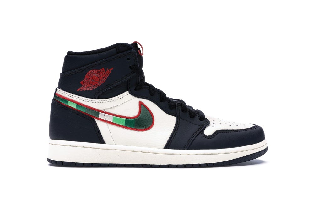 "Image of Air Jordan 1 Retro ""Sports Illustrated"" A Star is born 555088-015"
