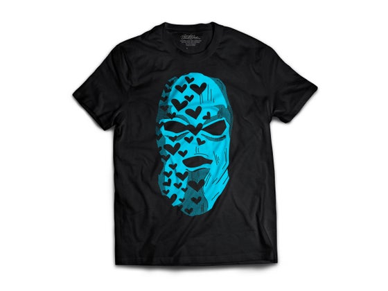 Image of Mobbin Ski-Mask (Solid Teal) South Beach