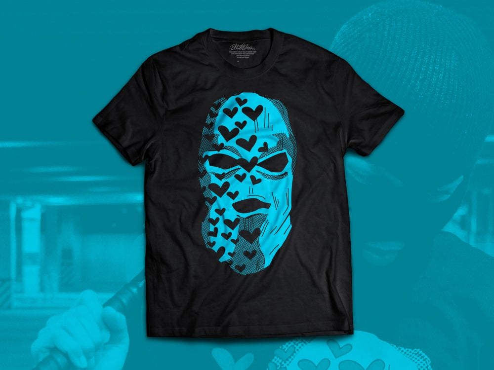 Image of Mobbin Ski-Mask (Solid Teal) South Beach