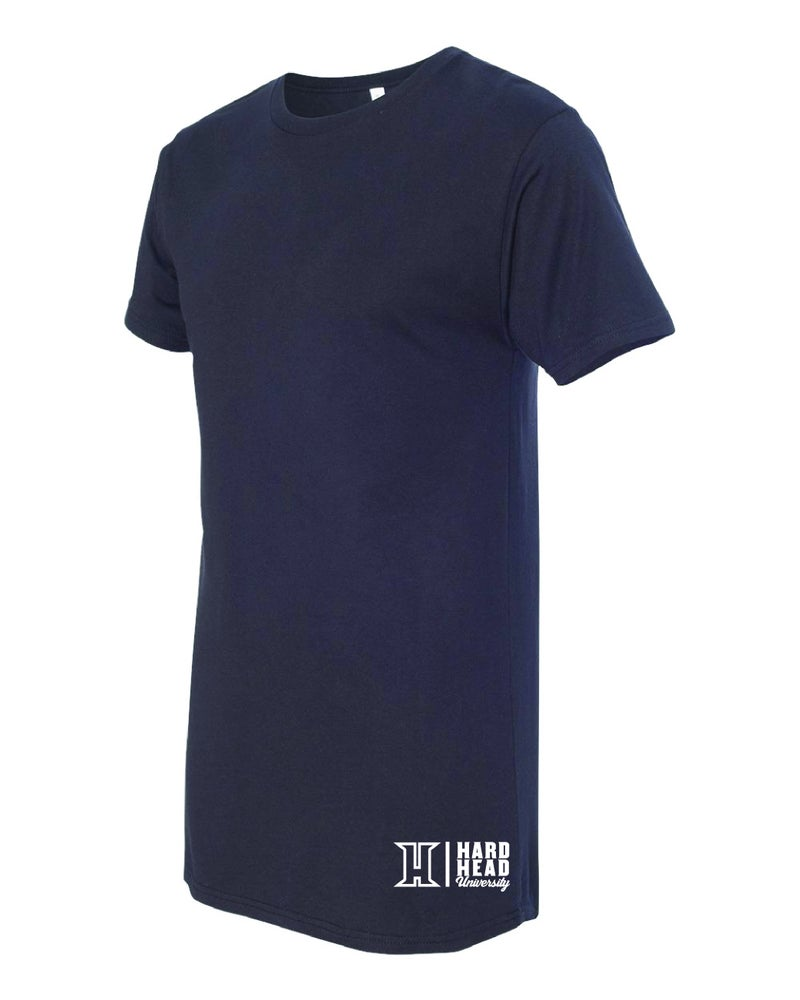 Image of HHU - Essential Drop Tail Tee