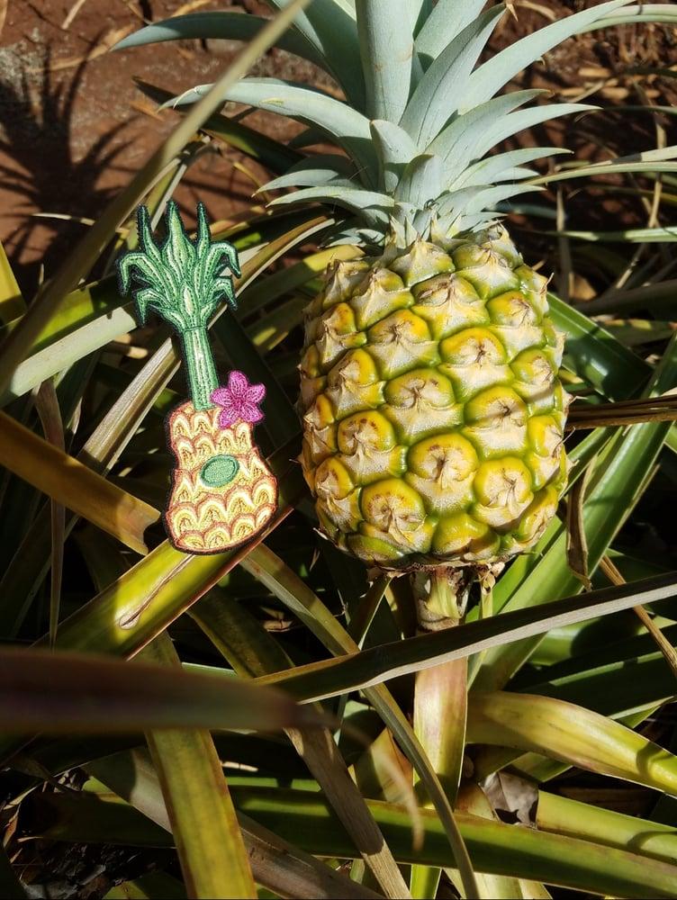 Image of Pineapple Ukulele