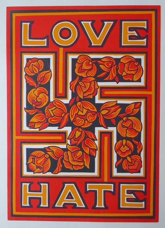 Image of LOVE/HATE 2