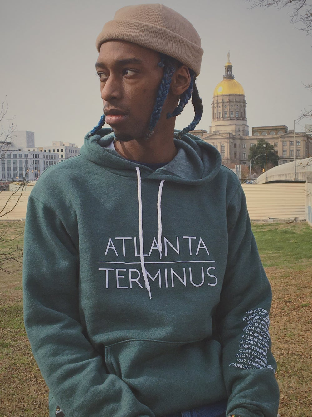 Image of O.G.A Hoodie
