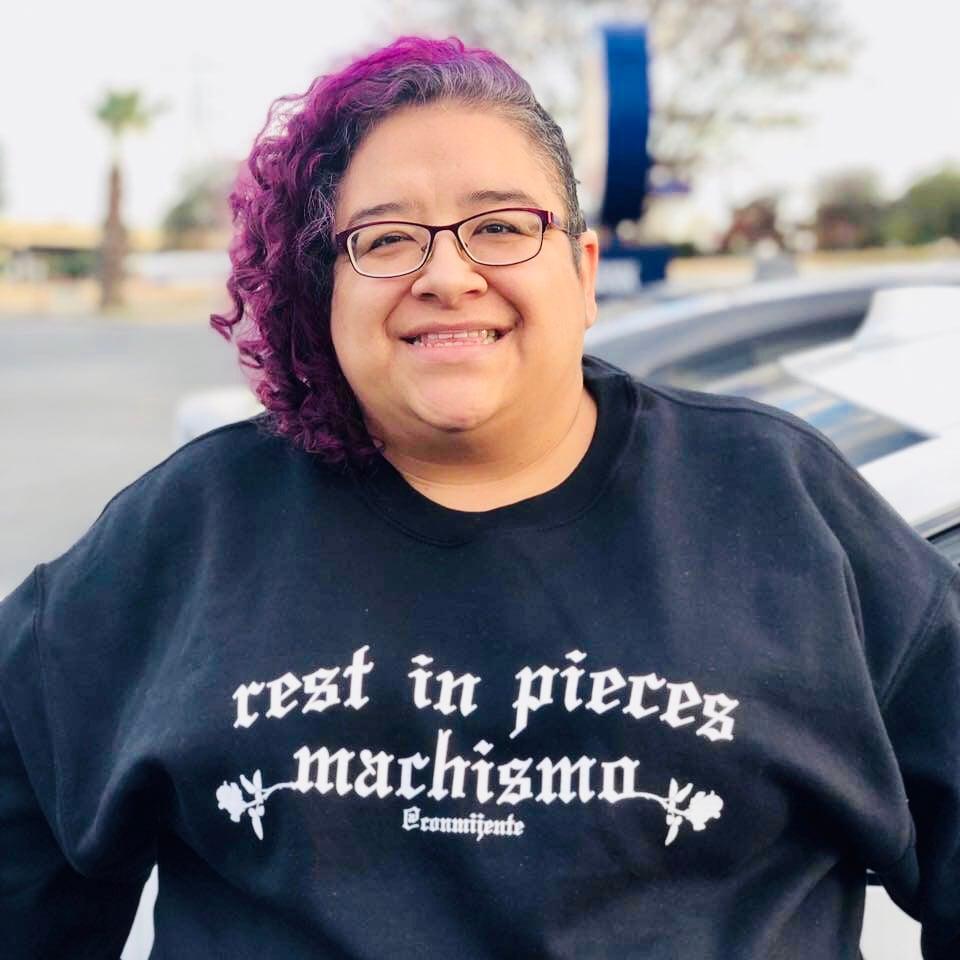 Image of Black RIP Machismo Sweater