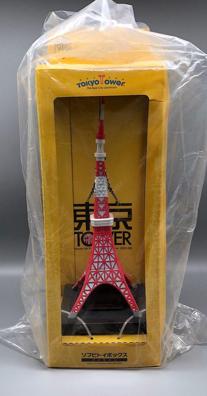 Image of Sofubi Toy Box - Tokyo Tower