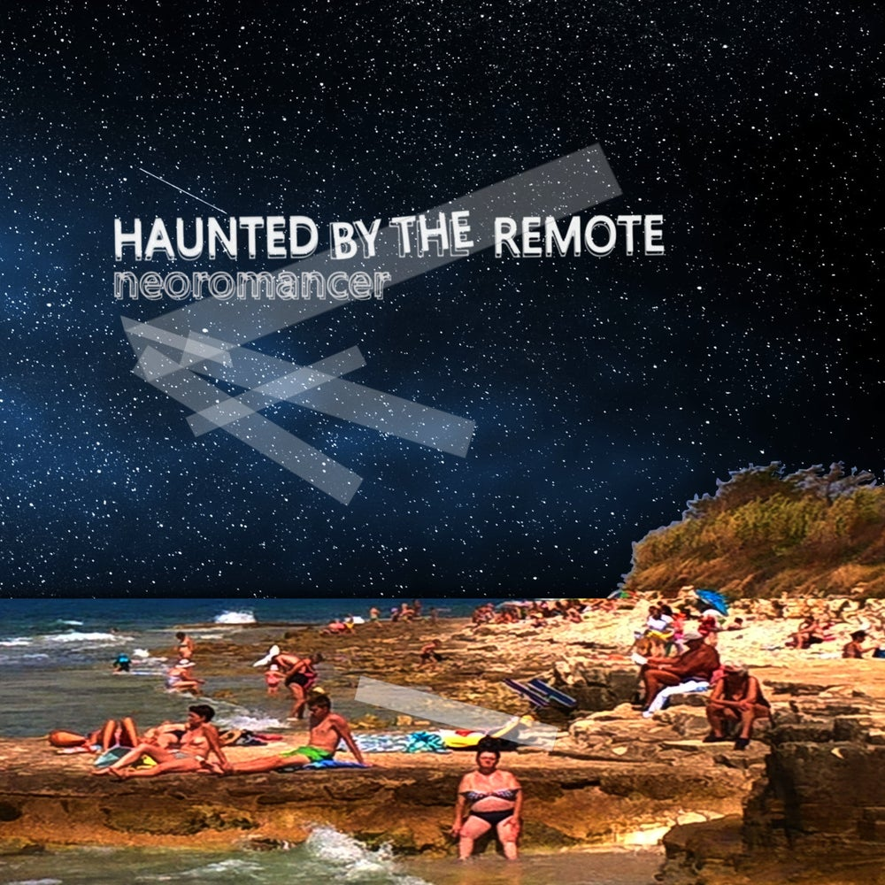 "Image of Haunted by the Remote - ""Neoromancer"" LP"