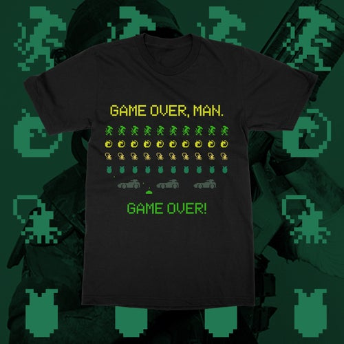 Image of Game over man! Game over!