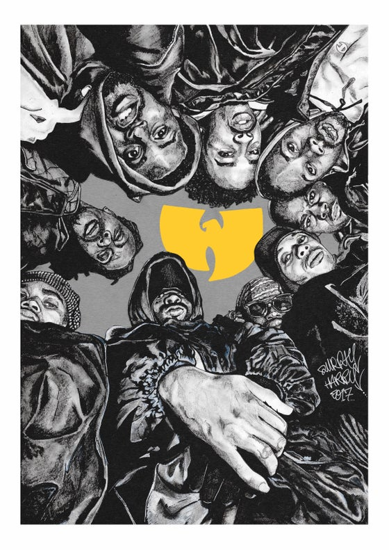 Image of WU TANG CLAN (25th Anniversary Special Edition)