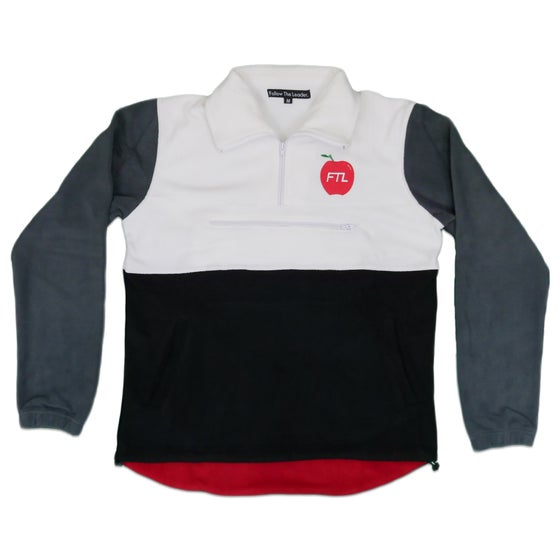 Image of Big Apple Fleece 3/4 Zip Jacket