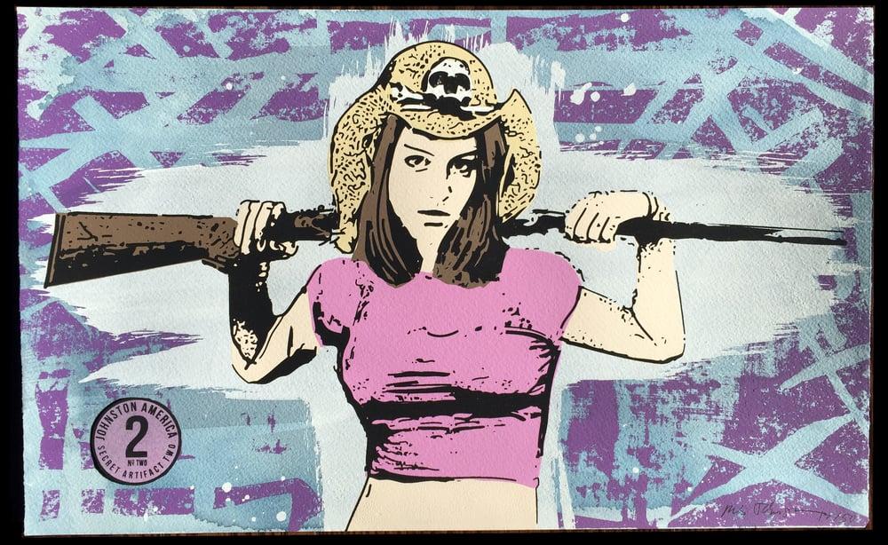 Image of Shotgun Girl - Artifact 2