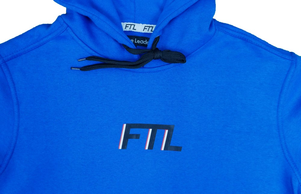 Image of Motion Hoodie (Royal)