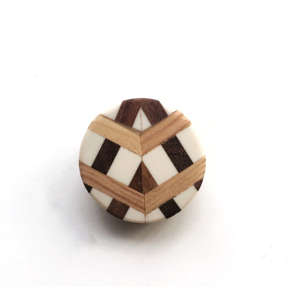 Image of Wooden | Luxury Lapel Pin