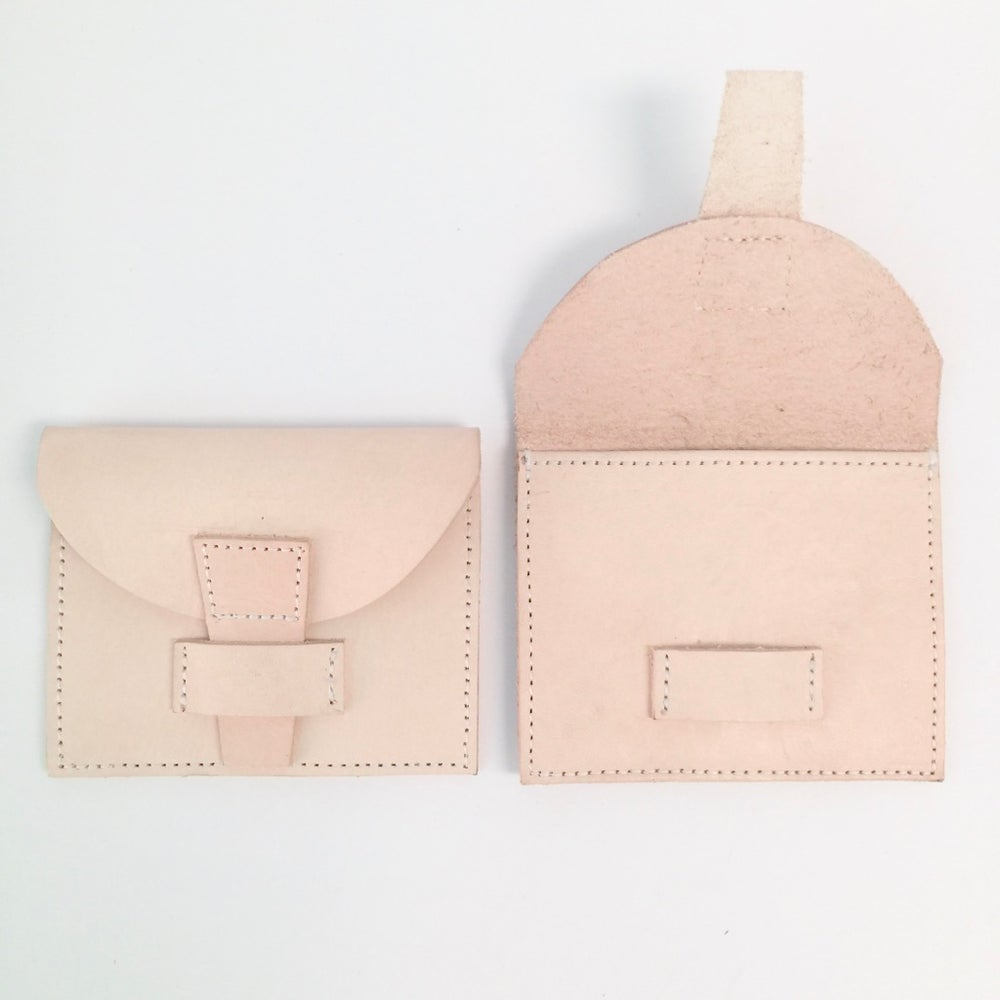 Image of NEW - Sac Tiny: a Coin Purse/Card Case