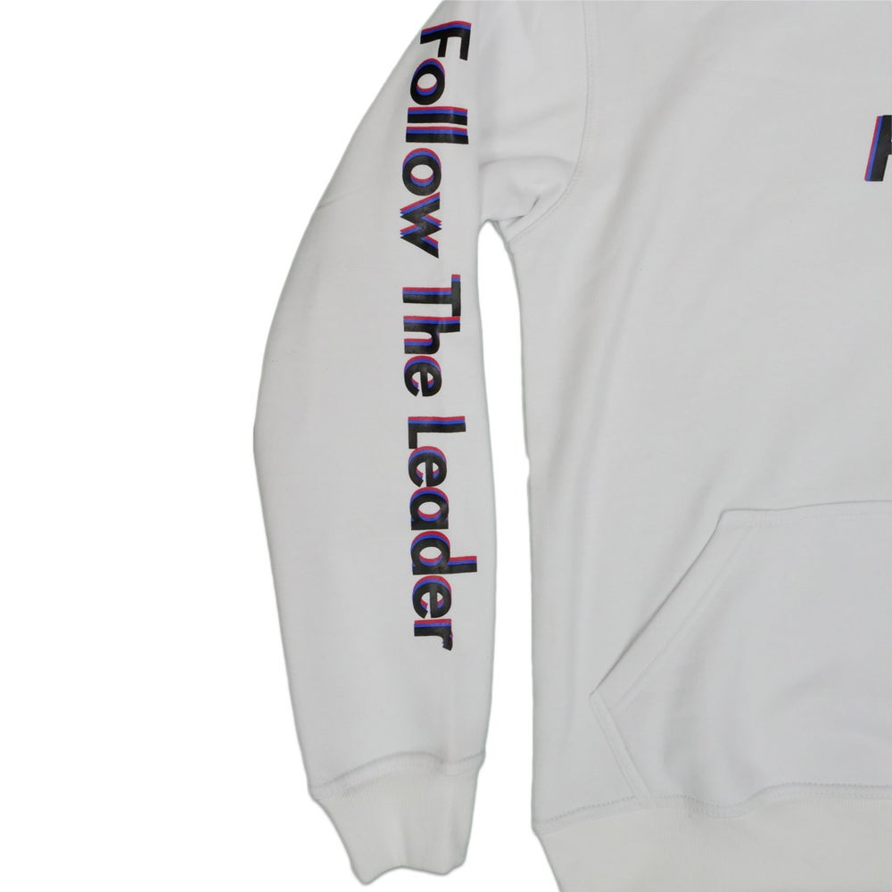Image of Motion Hoodie (White)