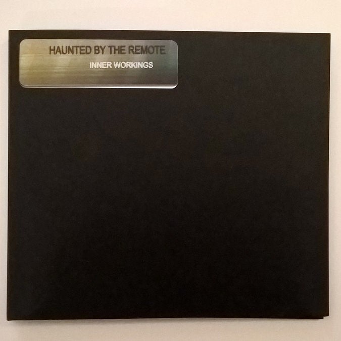 "Image of Haunted by the Remote - ""inner workings"" CD"