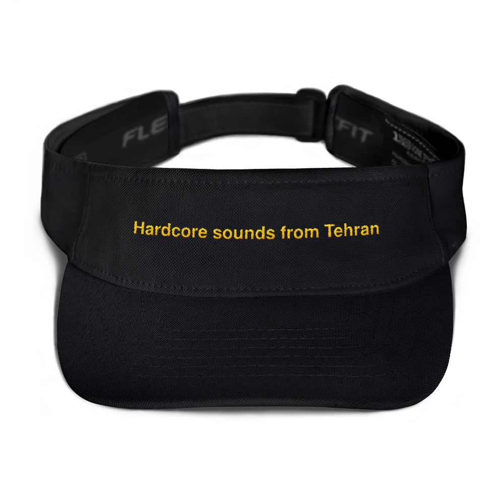 "Image of ""Hardcore Sounds from Tehran"" Visor"