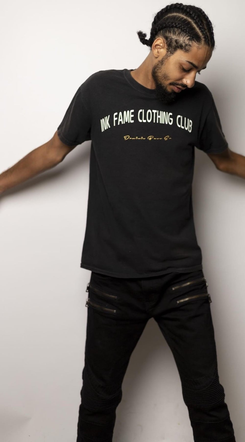 """Image of Ink Fame """"CEO Signature"""" Shirt"""