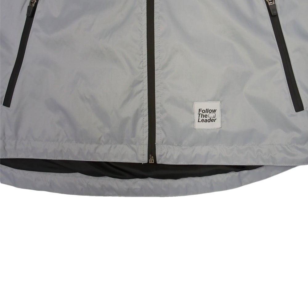 Image of FTL Cycling Club Reflective Jacket