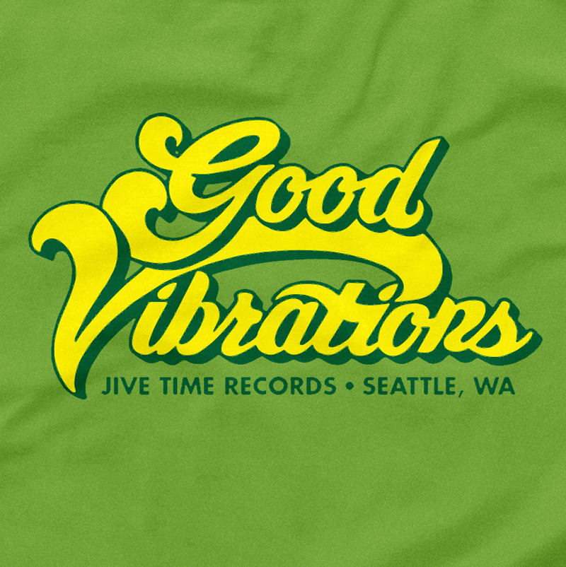 Image of Good Vibrations Tee