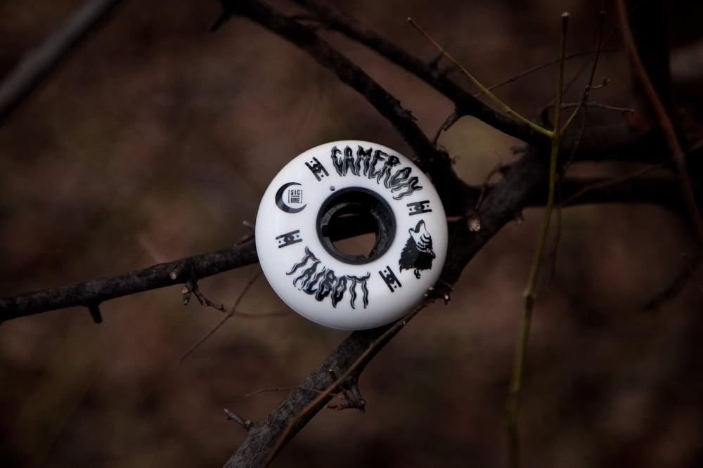 Image of Cameron Talbott pro wheel